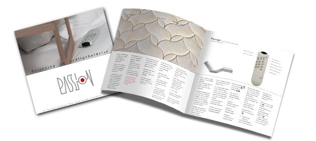 Passion Beds - POS Material by Robert Thomsen