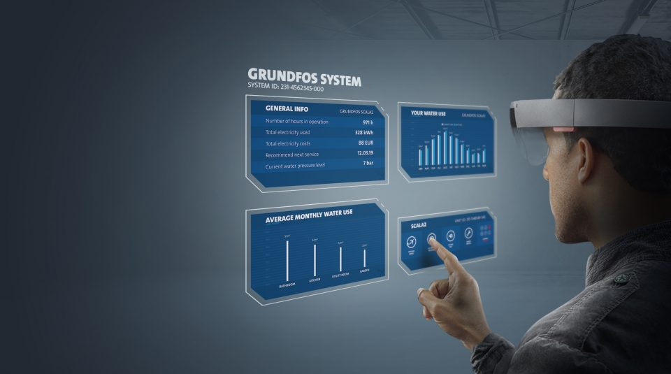 Grundfos Mixed Reality