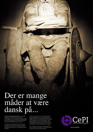 CePI - Print Ad - Holger Danske by Robert Thomsen