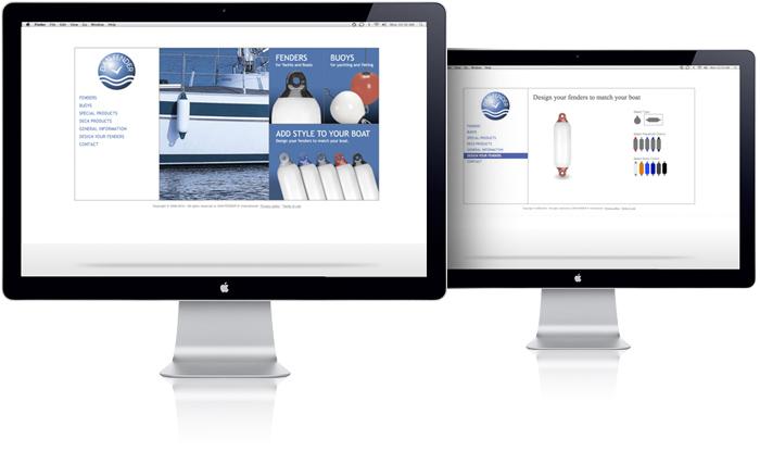 Dan-Fender - Fenders and Bouys - Website by Robert Thomsen