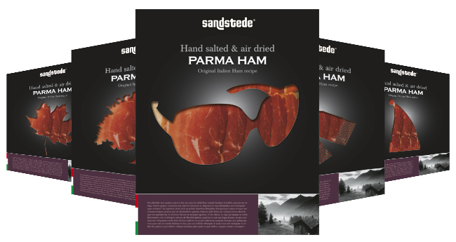 Sandstede Packaging (Seasonal) by Robert Thomsen